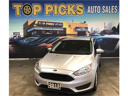 2015 Ford Focus SE (Stk: 308870) in NORTH BAY - Image 1 of 25