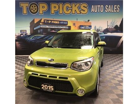 2015 Kia Soul EX (Stk: 799465) in NORTH BAY - Image 1 of 28