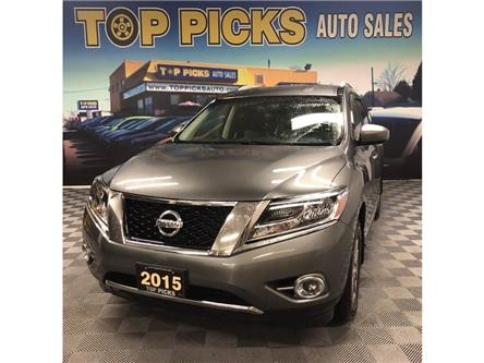 2015 Nissan Pathfinder SL (Stk: 704750) in NORTH BAY - Image 1 of 25