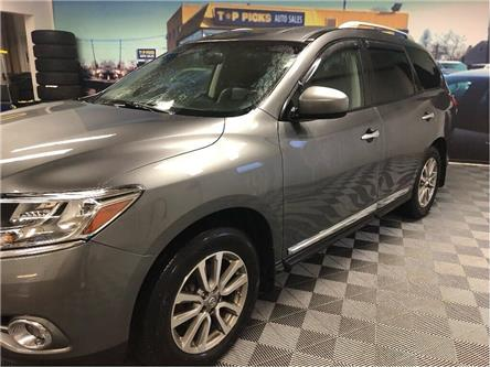 2015 Nissan Pathfinder SL (Stk: 704750) in NORTH BAY - Image 2 of 25