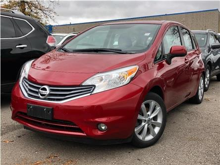 2014 Nissan Versa Note SL | LOW KMS!!! (Stk: N4110A) in Mississauga - Image 1 of 16