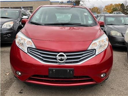 2014 Nissan Versa Note SL | LOW KMS!!! (Stk: N4110A) in Mississauga - Image 2 of 16