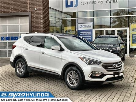 2017 Hyundai Santa Fe Sport 2.4 Luxury (Stk: H5434) in Toronto - Image 1 of 30