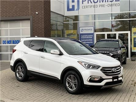 2017 Hyundai Santa Fe Sport 2.4 Luxury (Stk: H5434) in Toronto - Image 2 of 30