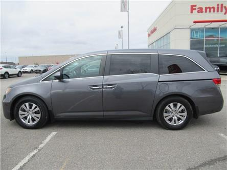 2014 Honda Odyssey EX | PUSH TO START | REVERSE CAM | (Stk: 507429T) in Brampton - Image 2 of 30
