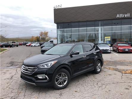 2018 Hyundai Santa Fe Sport Luxury (Stk: 5NMZUD) in Brampton - Image 1 of 20