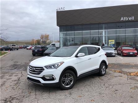 2018 Hyundai Santa Fe Sport Luxury (Stk: 5NMZUD) in Brampton - Image 1 of 18
