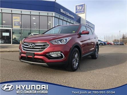 2018 Hyundai Santa Fe Sport  (Stk: E4729) in Edmonton - Image 1 of 28