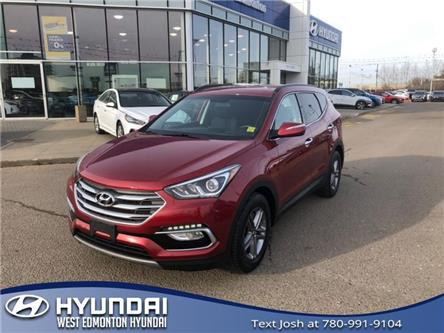 2018 Hyundai Santa Fe Sport  (Stk: E4729) in Edmonton - Image 2 of 28