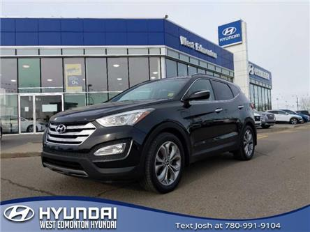 2015 Hyundai Santa Fe Sport  (Stk: 5341A) in Edmonton - Image 1 of 25