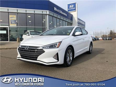 2019 Hyundai Elantra  (Stk: E4702) in Edmonton - Image 1 of 18
