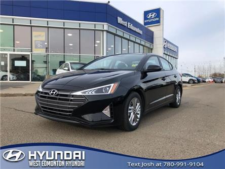 2019 Hyundai Elantra  (Stk: E4701) in Edmonton - Image 1 of 18