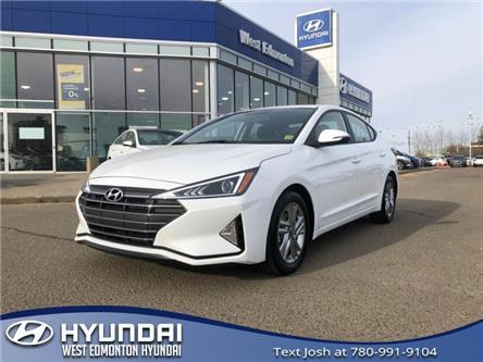 2019 Hyundai Elantra  (Stk: P1121) in Edmonton - Image 1 of 21