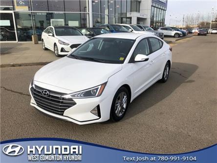 2019 Hyundai Elantra  (Stk: P1121) in Edmonton - Image 2 of 21