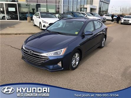 2019 Hyundai Elantra  (Stk: E4700) in Edmonton - Image 2 of 18
