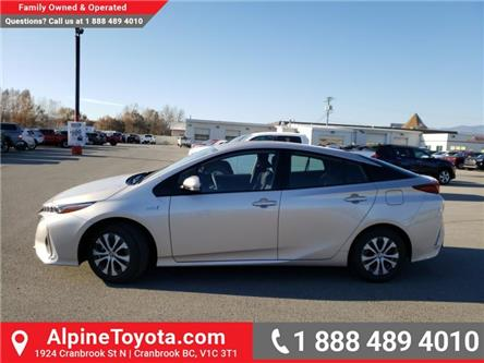2020 Toyota Prius Prime Base (Stk: 3138063) in Cranbrook - Image 2 of 24