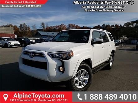 2020 Toyota 4Runner Base (Stk: 5755804) in Cranbrook - Image 1 of 25