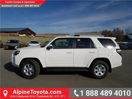 2020 Toyota 4Runner Base (Stk: 5755804) in Cranbrook - Image 2 of 25