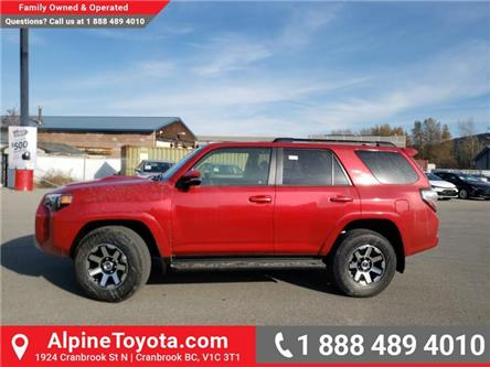 2020 Toyota 4Runner Base (Stk: 5755895) in Cranbrook - Image 2 of 26