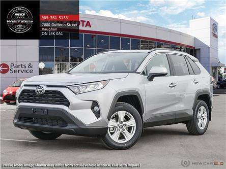 2020 Toyota RAV4 XLE (Stk: 69694) in Vaughan - Image 1 of 24