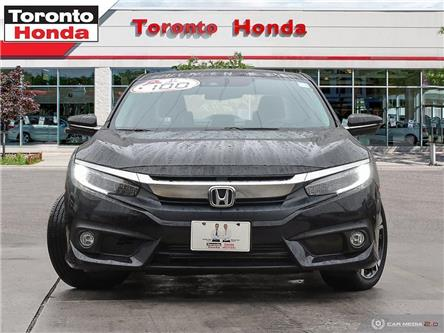 2016 Honda Civic Touring/Navigation/Alloys/leather/Bup Camera (Stk: 39537) in Toronto - Image 2 of 27