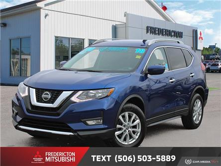2018 Nissan Rogue SV (Stk: 191177A) in Fredericton - Image 1 of 21