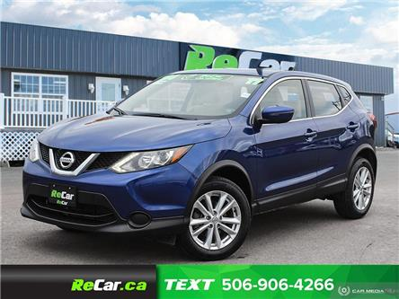 2017 Nissan Qashqai S (Stk: 191256A) in Fredericton - Image 1 of 24