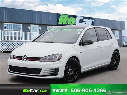 2017 Volkswagen Golf GTI 5-Door Autobahn (Stk: 191094A) in Fredericton - Image 1 of 23