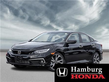 2020 Honda Civic Touring (Stk: N5405) in Niagara Falls - Image 1 of 23