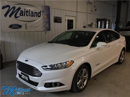 2016 Ford Fusion Hybrid SE (Stk: 94054) in Sault Ste. Marie - Image 1 of 27