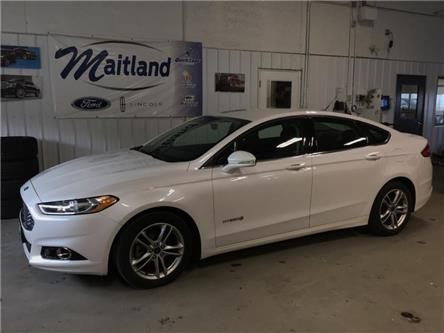 2016 Ford Fusion Hybrid SE (Stk: 94054) in Sault Ste. Marie - Image 2 of 27