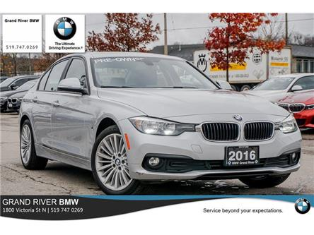 2016 BMW 320i xDrive (Stk: PW5070) in Kitchener - Image 1 of 21