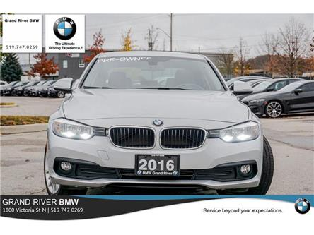 2016 BMW 320i xDrive (Stk: PW5070) in Kitchener - Image 2 of 21