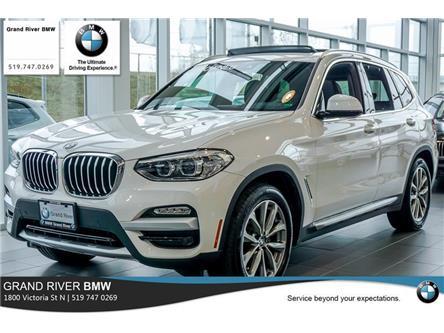 2019 BMW X3 xDrive30i (Stk: PW5098) in Kitchener - Image 1 of 22
