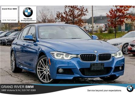 2016 BMW 340i xDrive (Stk: PW5101) in Kitchener - Image 1 of 22
