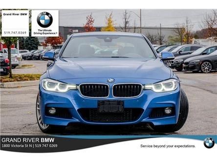 2016 BMW 340i xDrive (Stk: PW5101) in Kitchener - Image 2 of 22