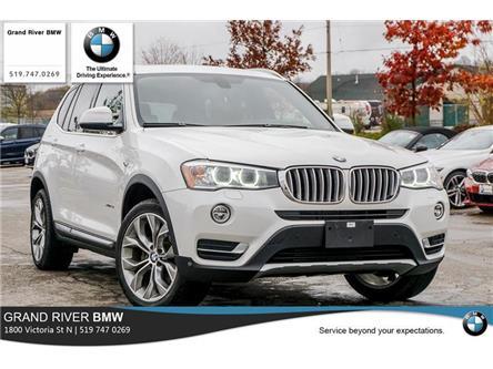 2016 BMW X3 xDrive35i (Stk: PW5104) in Kitchener - Image 1 of 22