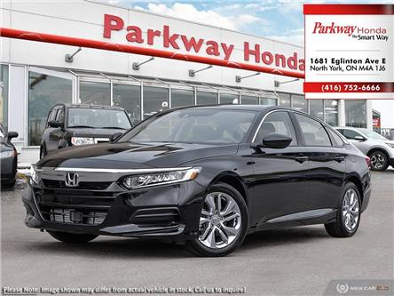 2020 Honda Accord LX 1.5T (Stk: 28022) in North York - Image 1 of 23