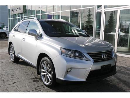 2015 Lexus RX 350 Sportdesign (Stk: 200112A) in Calgary - Image 1 of 9