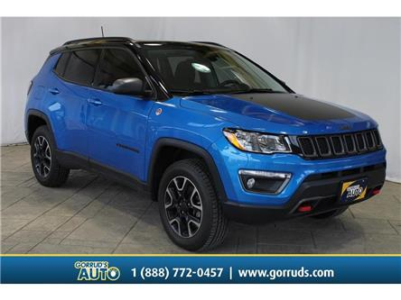 2018 Jeep Compass Trailhawk (Stk: 493542) in Milton - Image 1 of 48