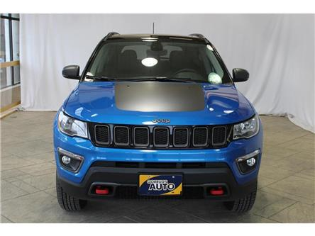 2018 Jeep Compass Trailhawk (Stk: 493542) in Milton - Image 2 of 48