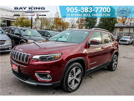 2019 Jeep Cherokee Limited (Stk: 6971) in Hamilton - Image 1 of 27