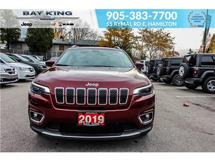 2019 Jeep Cherokee Limited (Stk: 6971) in Hamilton - Image 2 of 27