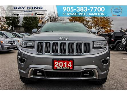2014 Jeep Grand Cherokee Overland (Stk: 197254A) in Hamilton - Image 2 of 28