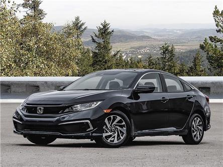 2020 Honda Civic EX (Stk: 20058) in Milton - Image 1 of 23