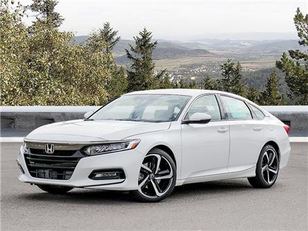 2020 Honda Accord Sport 1.5T (Stk: 20043) in Milton - Image 1 of 22