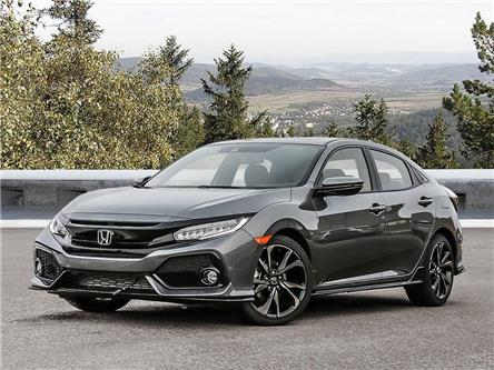 2020 Honda Civic Sport Touring (Stk: 20029) in Milton - Image 1 of 23