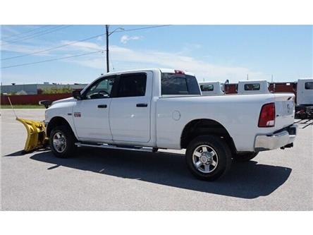 2012 Dodge DODGE RAM 2500 CREW CAB w/MEYERS V 8.5 PLOW - (Stk: 126628T) in Barrie - Image 1 of 15