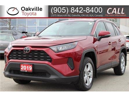 2019 Toyota RAV4 LE (Stk: P3988) in Oakville - Image 1 of 17