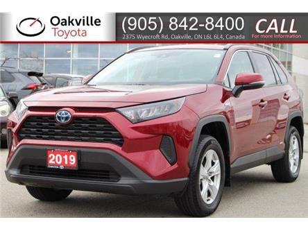 2019 Toyota RAV4 Hybrid LE (Stk: P5873) in Oakville - Image 1 of 17